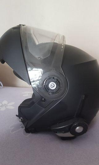 Schubert C3 Pro helmet