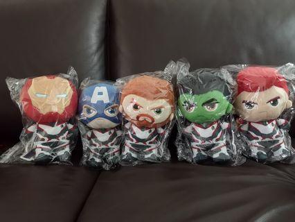Marvel avengers plush toy