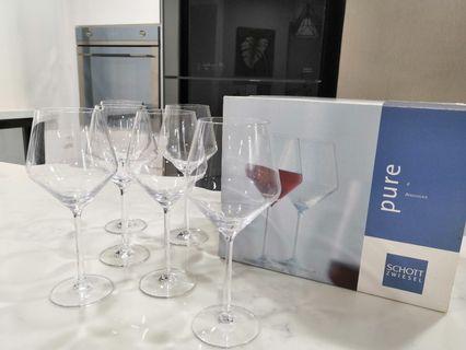 SCHOTT ZWIESEL PURE wine glass