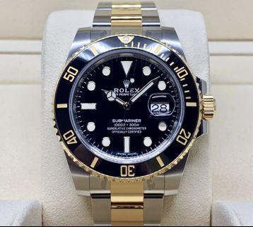 BNIB Rolex Submariner 116613LN