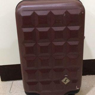 20吋 巧克力磚🍫行李箱