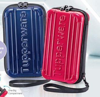 Tupperware Pocket Luggage