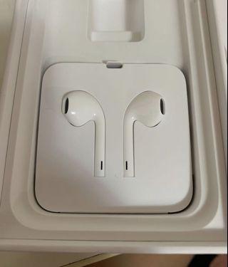 iPhone XR 耳機 扁頭 耳機
