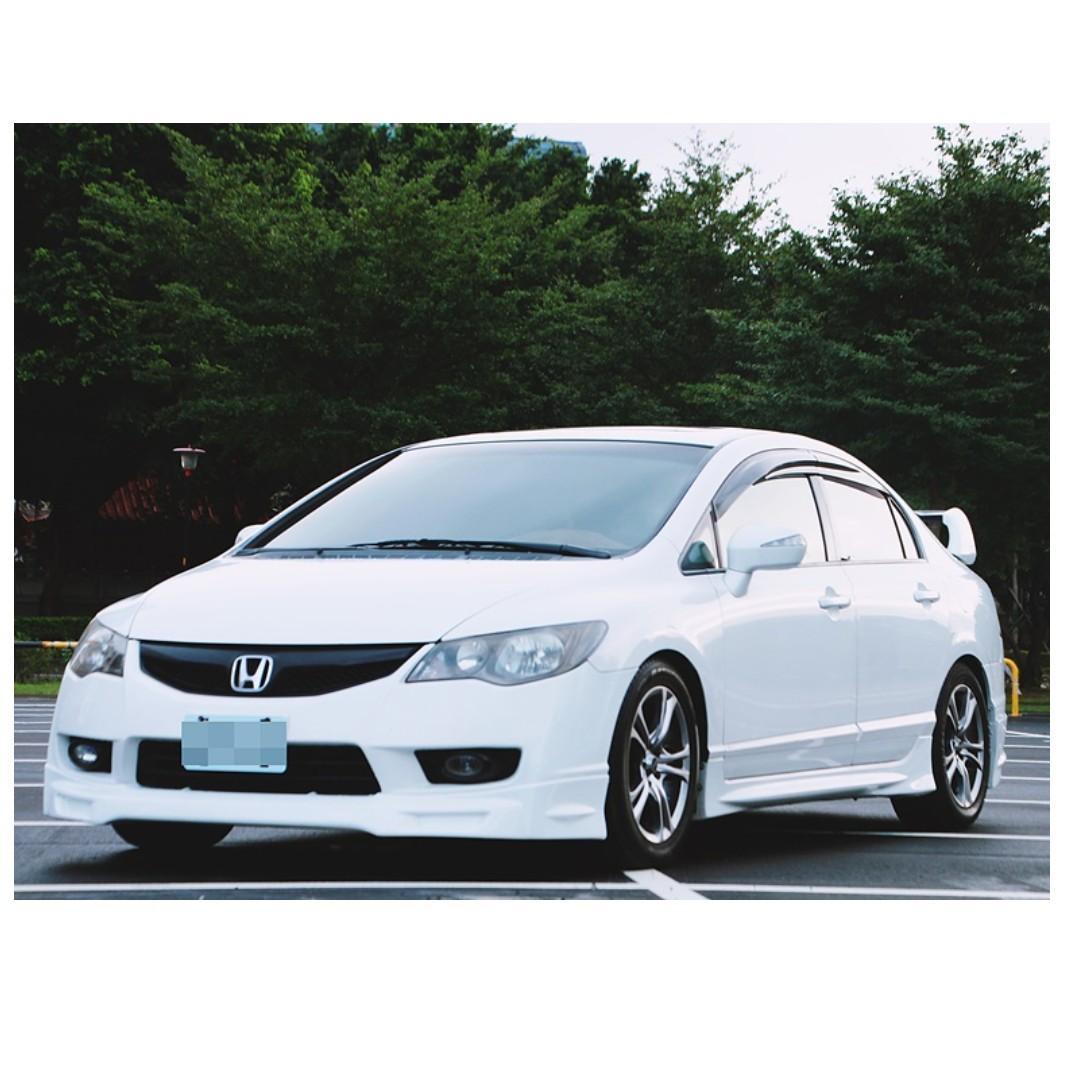 2010 Honda K12 1.8 白 配合全額貸、找錢超額貸 FB搜尋 : 『阿文の圓夢車坊』