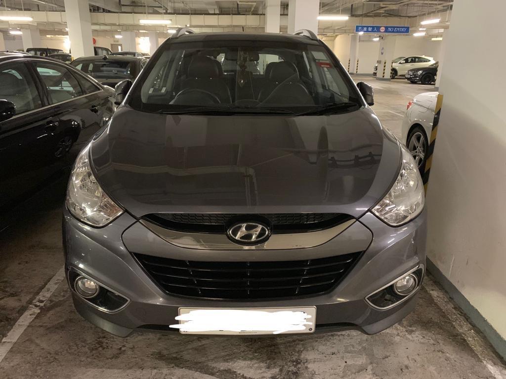 2012 現代 Hyundai Tucson 2.0