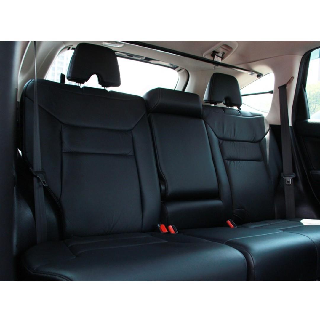 2014 Honda CRV 2.4 黑 配合全額貸、找錢超額貸 FB搜尋 : 『阿文の圓夢車坊』