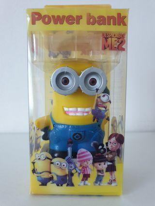 Despicable Me Power Bank