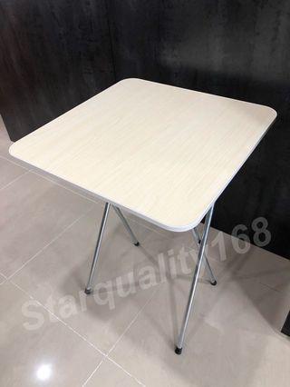 🌟INSTOCK 🌟 Foldable Table L60*W60*H70cm