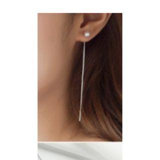 Bespoke silver earline