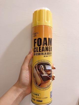 9、多功能泡沫清洗劑