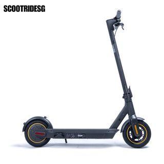 NINEBOT KickScooter Max UL2272 CERTIFIED