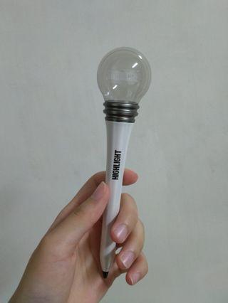 官方燈泡筆