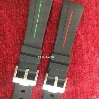 Rolex Rubber B Strap