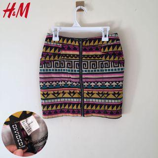 Tribal Skirt h&m