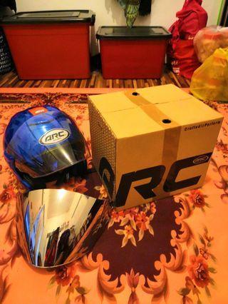 Helmet Arc Ritz (nego)