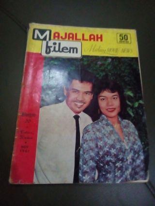Majalah Filem bil 20 Nov 1961