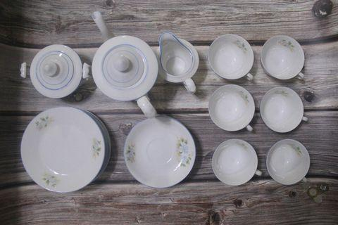 Tea set - 23 pcs