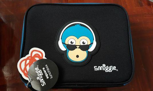 Smiggle Insulated Square Lunchbox