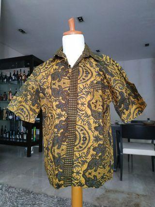 Kemeja Batik Pria xl