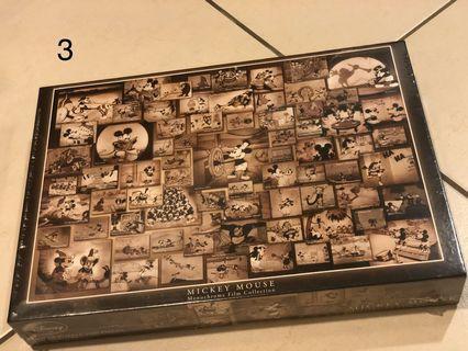 Mickey 拼圖 1000片