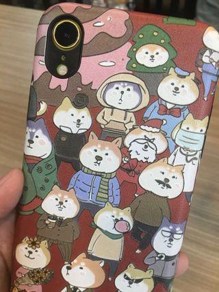 [[全新現貨]]柴犬IPhone手機殼 XR XS