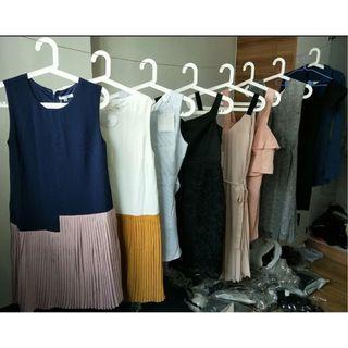 All BNWT branded blogshop dresses or rompers