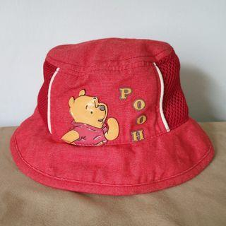 Girl Children Toddler Hat - Disney Winnie The Pooh Bear