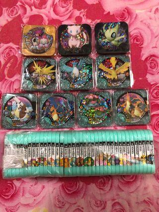 Pokemon tretta U4 Full Set 48pcs