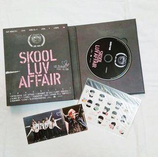 [WTS] BTS SKOOL LUV AFFAIR ALBUM