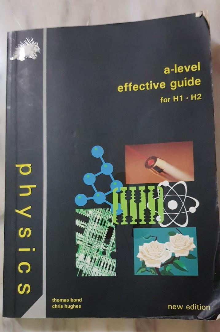 A-Level Physics Guide Book (RESERVED)