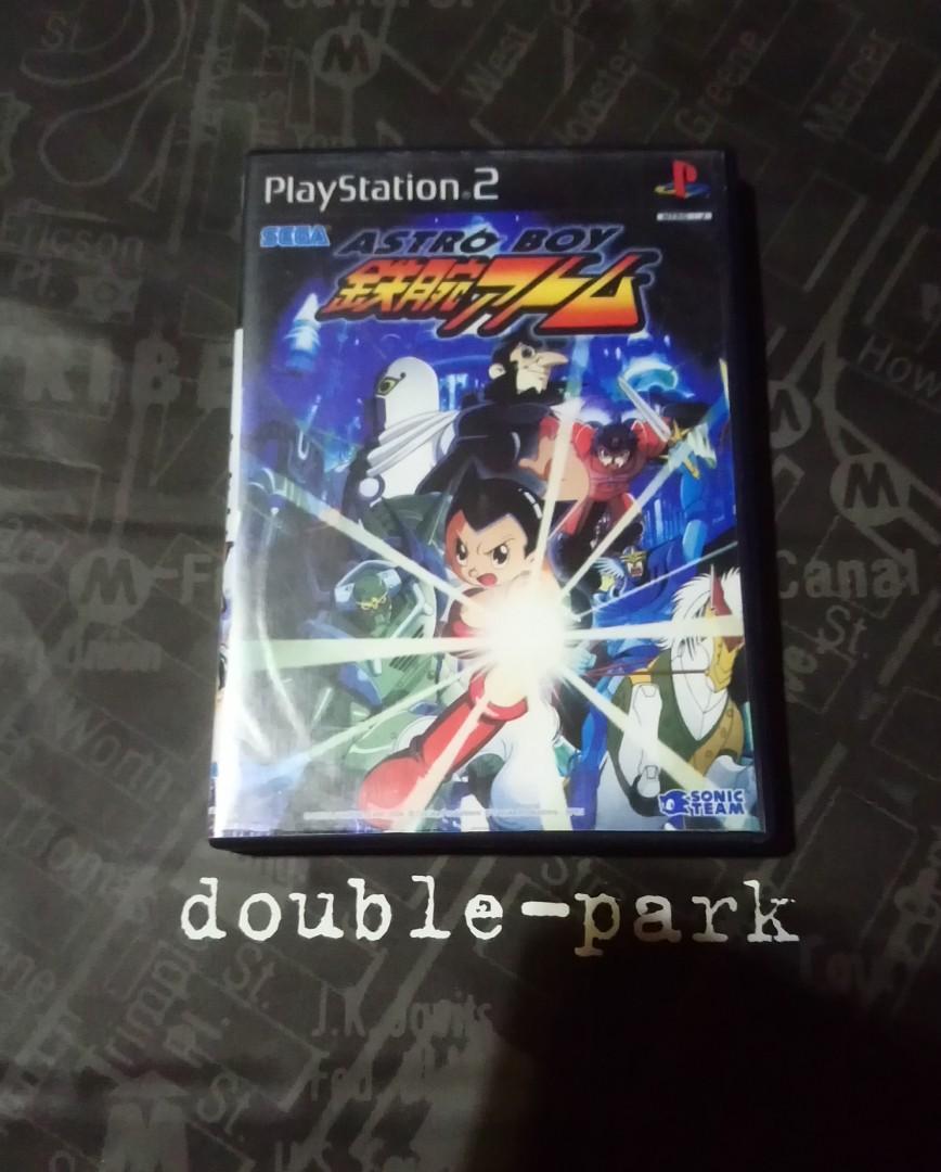 ASTRO BOY <PS2 GAME >