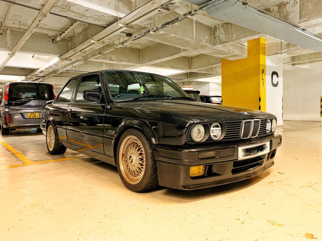 BMW E30 325I 1989