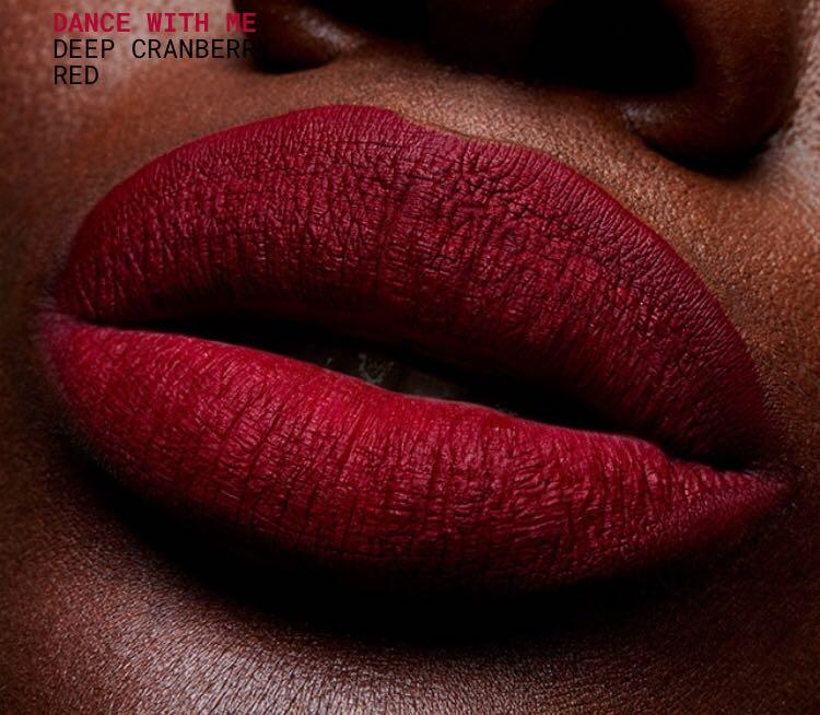 BNIB MAC RETRO MATTE LIQUID LIPSTICK (DANCE WITH ME - RED)