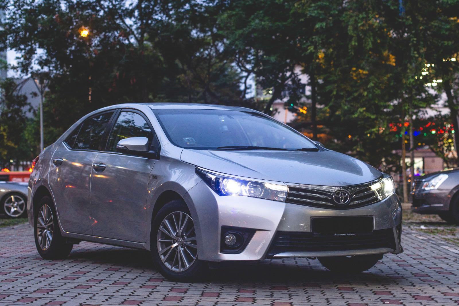 🔥BRAND NEW💪🏽 TOYOTA COROLLA ALTIS 1.6A🔥 BOOK NOW!✅😌