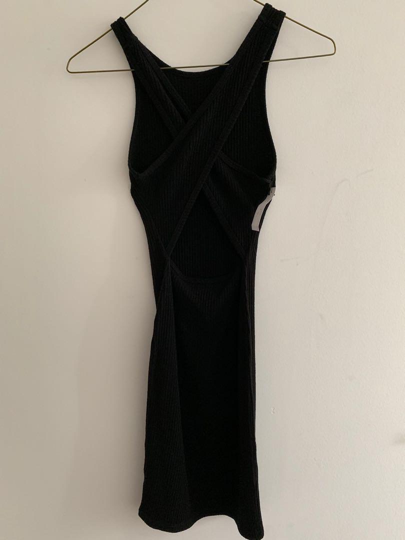 *Brand New with tags* XXS Aritzia community jersey dress