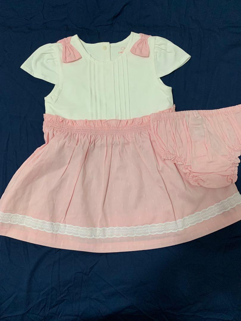 Chickeeduck Baby Dress