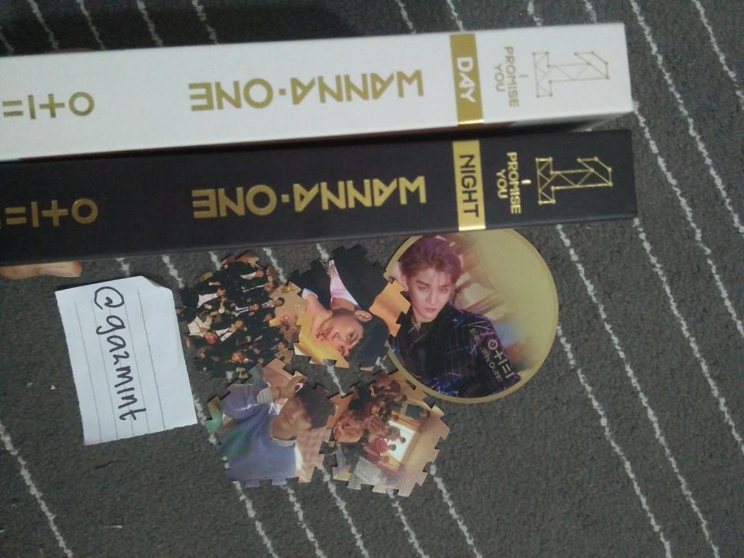 [COMBO SALE] Wanna One I Promise You Full Set