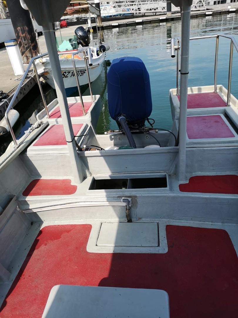 Fishing Boat for Sale (8.2m speedboat)
