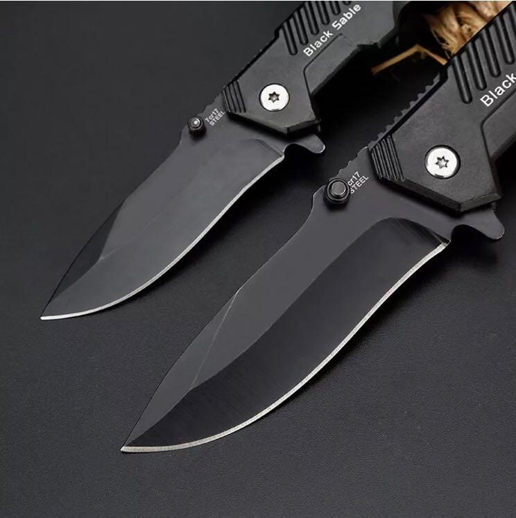 Folding Pocket Knives Outdoor Camping Survival Tactical Hunting - Handcrafted in the USA