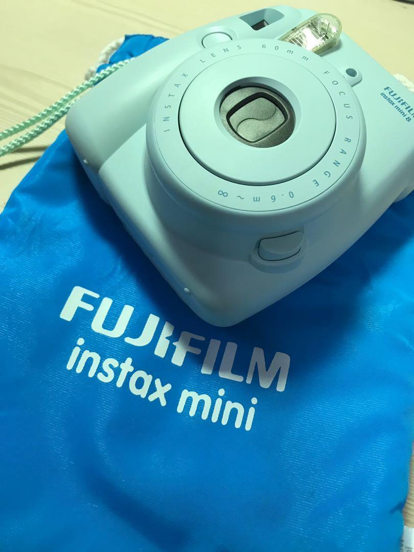 FUJIFLIM instax mini 8 拍立得
