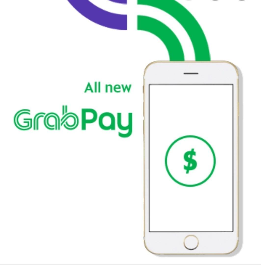 Grabpay credits at 2% off