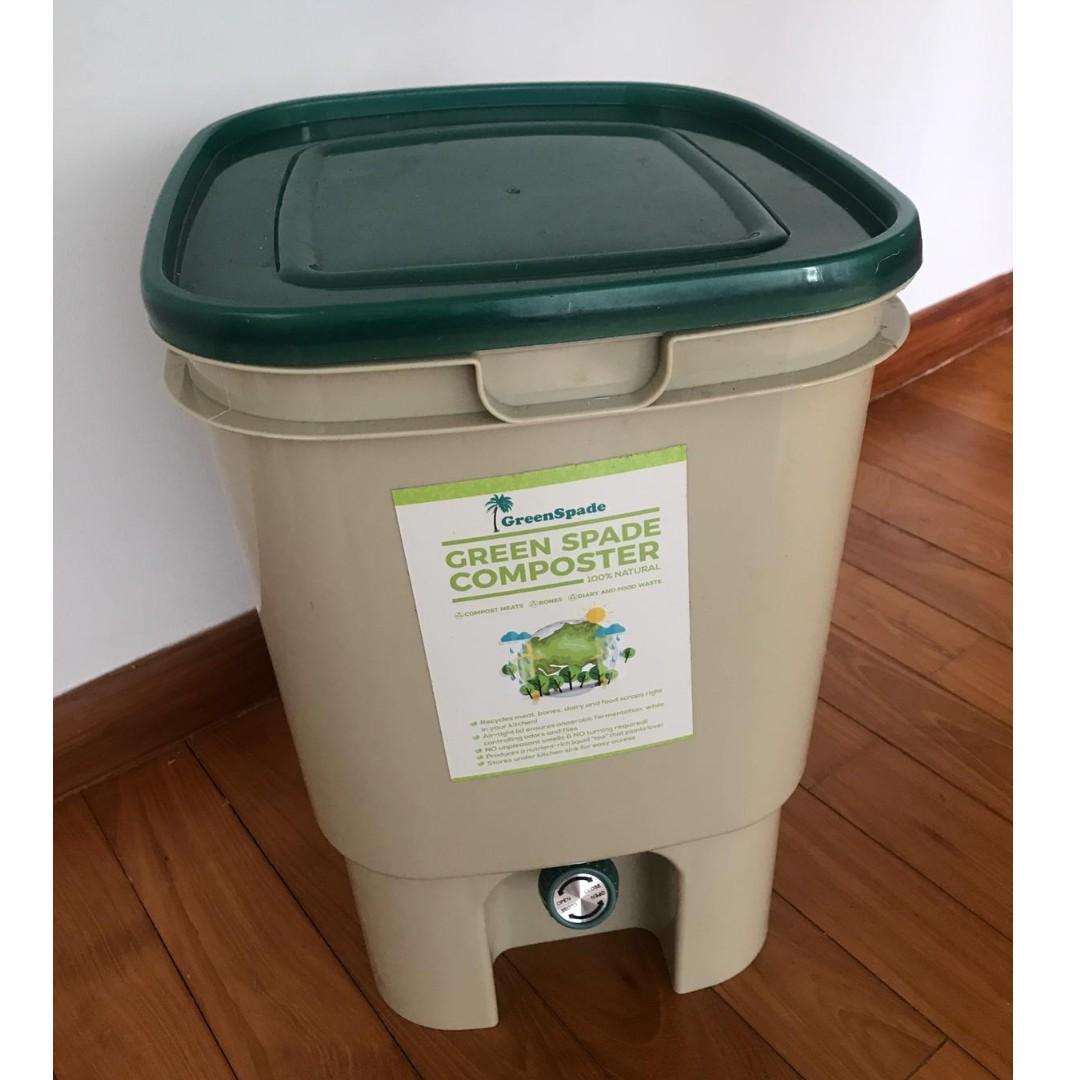 Green Spade Em Aerated Bokashi Compost