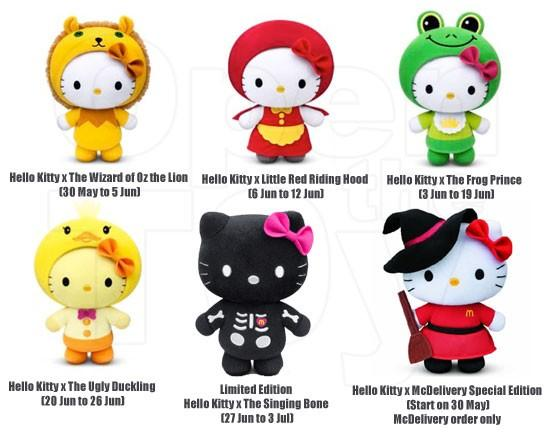 Hello Kitty Fairytales