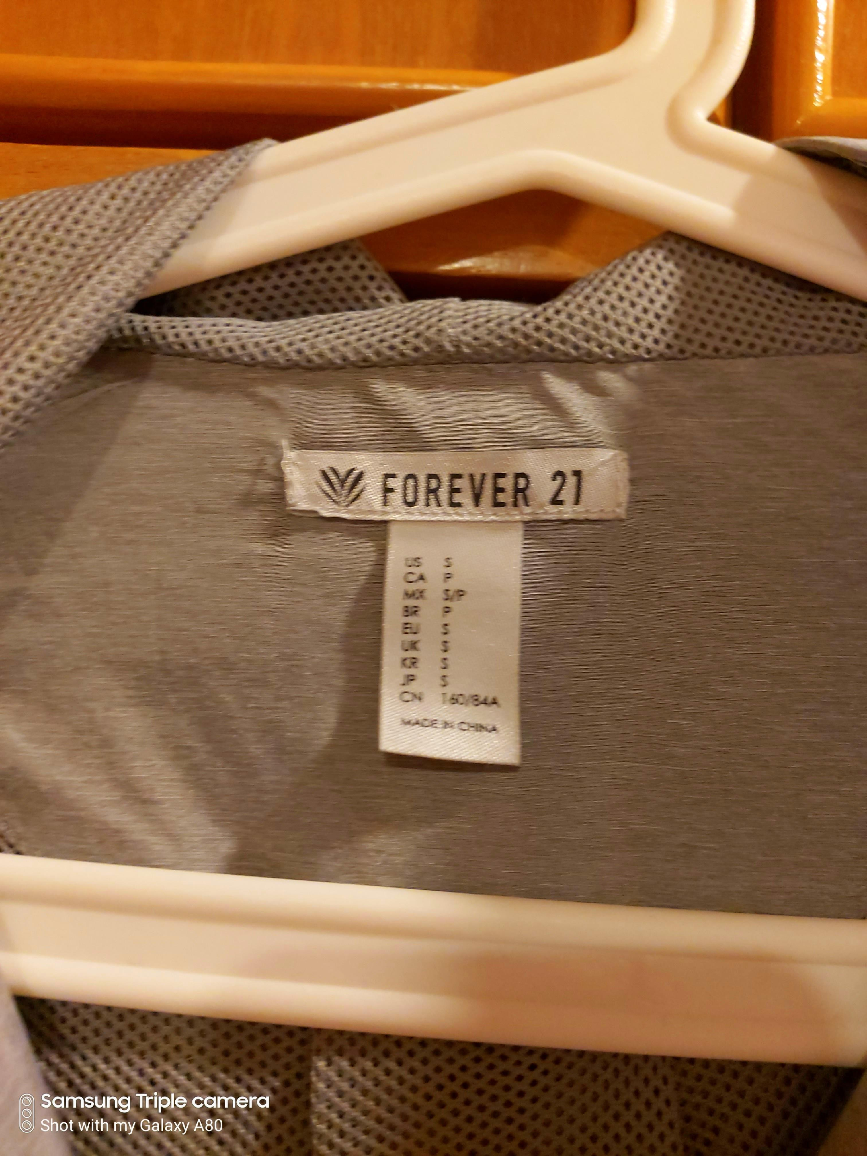 Forever 21 Jacket RM80