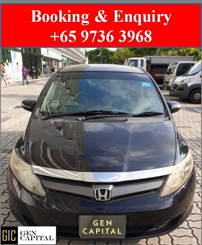 Honda Airwave *Best rates, full servicing provided!