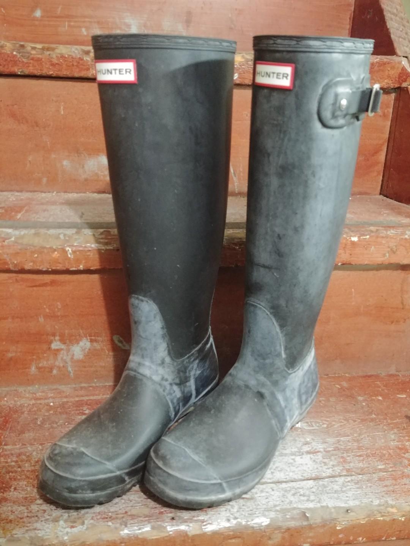 Hunter Rain Boots s8