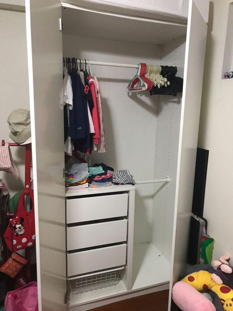 Must Go By Sep27 Ikea Pax Wardrobe