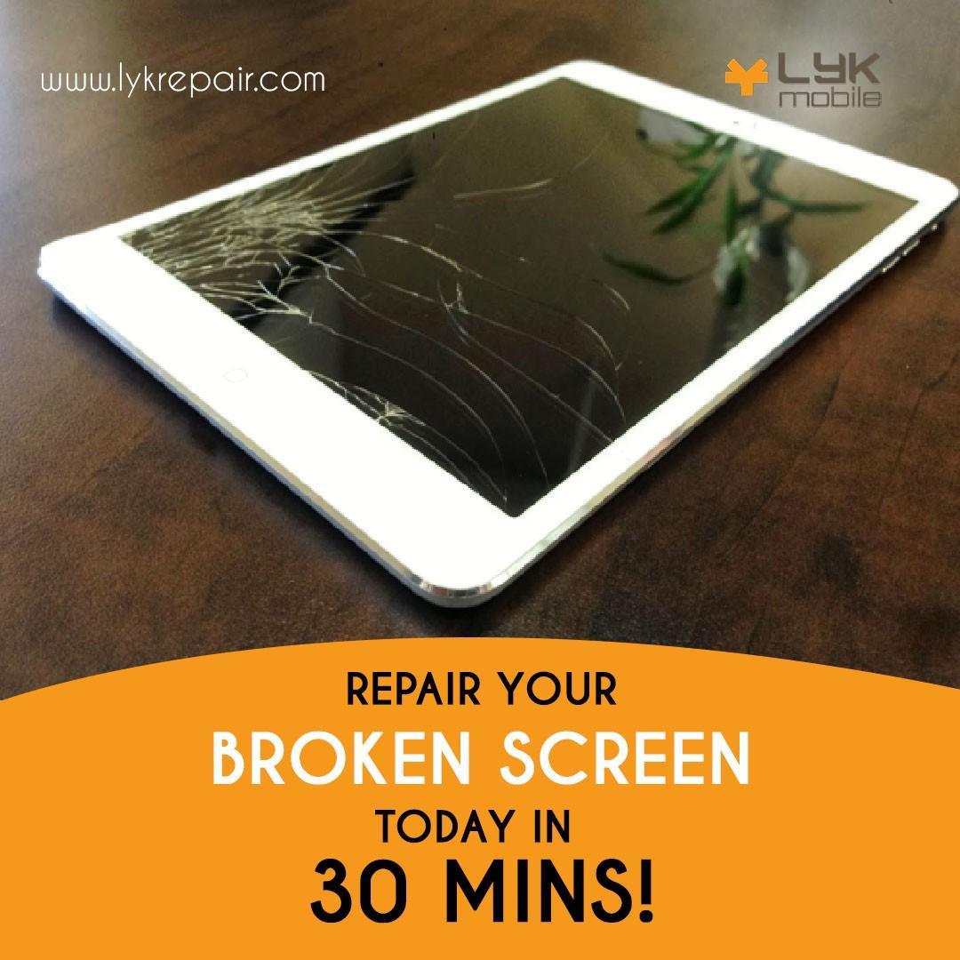 iPad Repair, iPad LCD Repair, iPad Crack Screen Repair