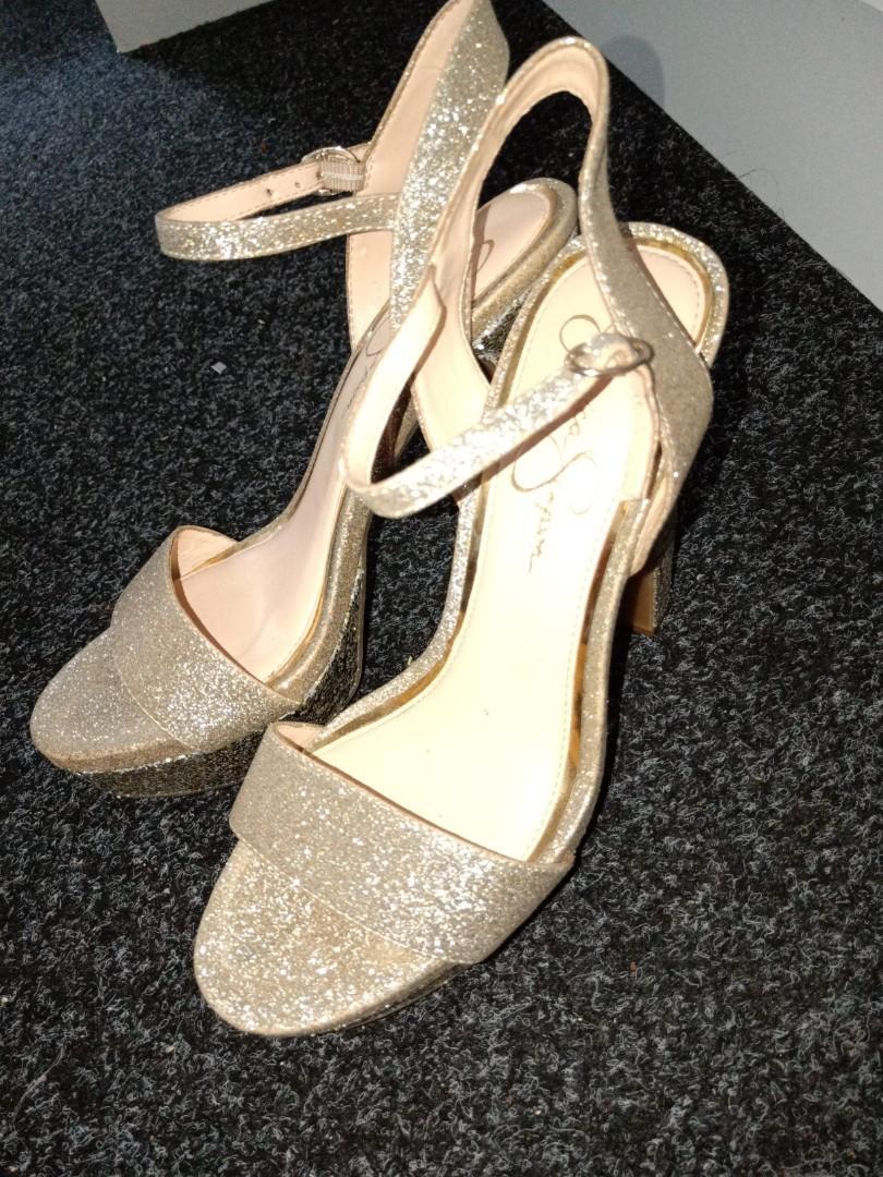 Jessica Simpson heels size 8/9