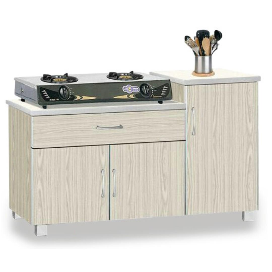 Kitchen Cabinet Gas Stove
